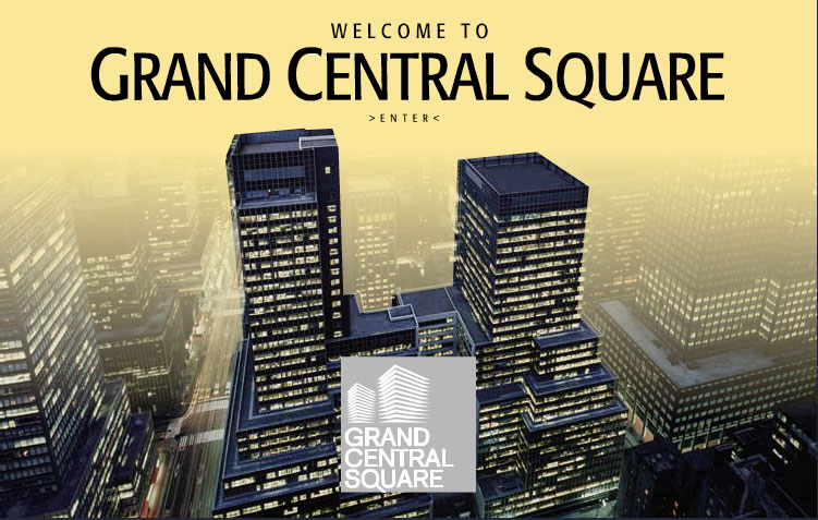 Welcome to Grand Central Square > Enter